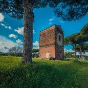 Roma - Parco archeologico delle Tombe della Via Latina